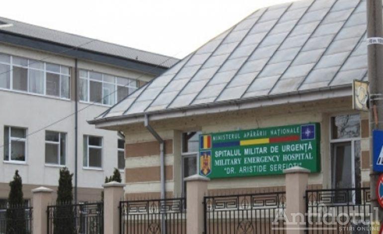 Spitalul Militar din Galați va primi pacienți bolnavi de Covid 19