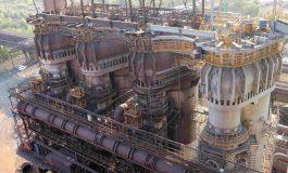 Investiție de milioane de euro la furnalul 5 al combinatului siderurgic LIBERTY Galați