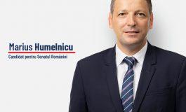 """Marius Humelnicu (PSD): """"Vom continua să aducem investiții de sute de milioane de euro în Galați!"""""""