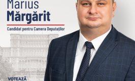 Marius Mărgărit: Vom continua investițiile cu fonduri europene pentru dezvoltarea Galațiului și salvarea locurile de muncă
