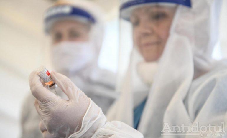 A început vaccinarea anti-Covid. La Galați și Brăila, ZERO vaccinuri