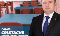 Cristache (PMP) solicită redeschiderea şcolilor