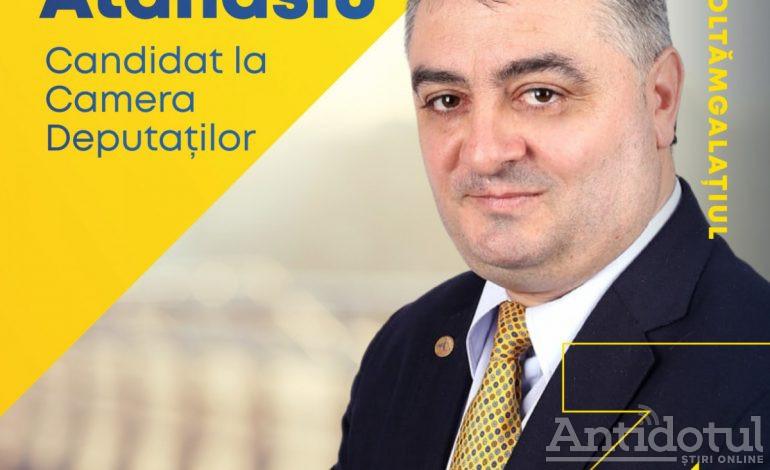 Onuț Valeriu Atanasiu: Educația trebuie să fie un proiect de țară