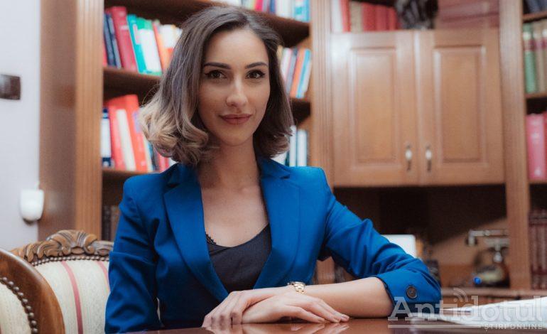 Andra Mihaela Costache, o bujoreancă pentru Parlamentul României