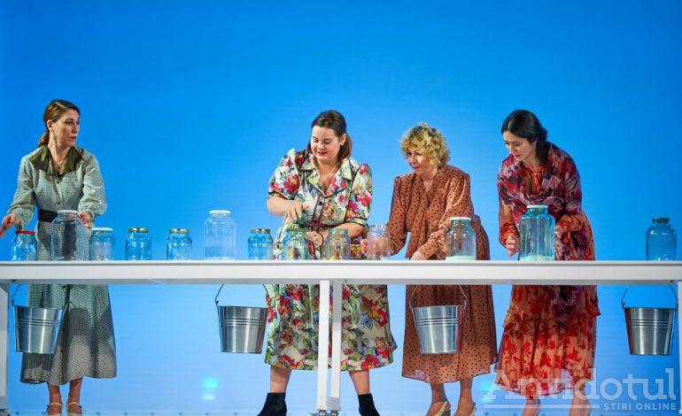 """Teatrul Dramatic """"Fani Tardini"""" redeschide Sala de Spectacole și joacă MaMe pe 30 și 31 ianuarie"""