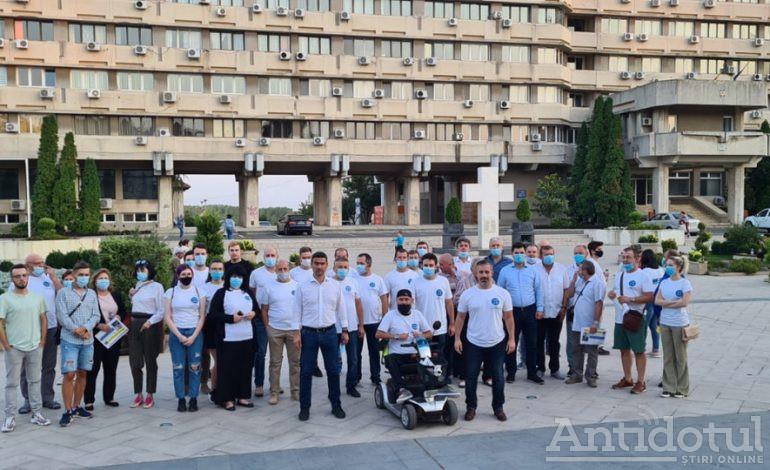 Partidul Brăila Nouă, bun de plată: controlul AEP i-a validat doar 36 de lei din cheltuielile electorale