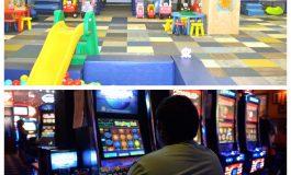 Se dă drumul la păcănele, dar rămân închise locurile de joacă pentru copii