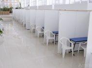 Centre de vaccinare în loc de baze sportive. Primăria a stabilit locurile în care vor fi vaccinați gălățenii