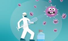 Medicii își bagă vaccinul în instalație. Faceți la fel, păreriștilor, nu vă luați după vecini!