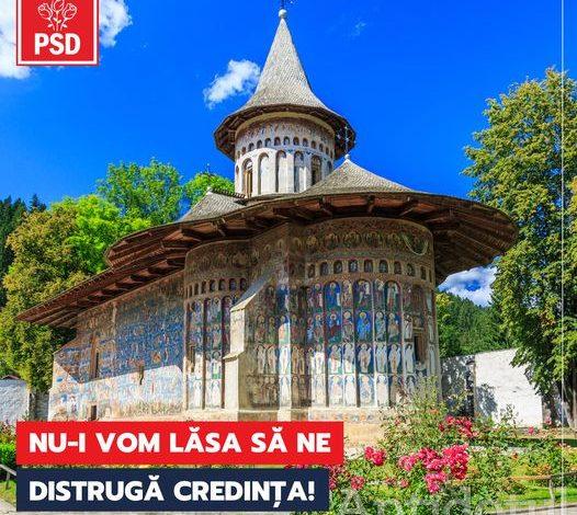 Flatulențe evlavioase marca PSD – Ciolacu au declanșat pe Facebook cod maro de furtuni demagogice