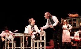 """Spectacolul de poezie și folk DORURILE MELE după versuri de Octavian Goga, regia: Vlad Vasiliu, are premiera pe 20 și 21 februarie la Teatrul Dramatic """"Fani Tardini"""""""