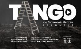 TANGO (fragment), cu Radu Horghidan în rolul de debut al lui Lucian Pînzaru