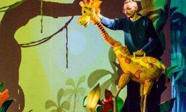 """""""Elefănțelul curios"""" pornește în aventura cunoașterii la Teatrul GULLIVER"""