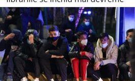 Protestele anti-mască, AUR curat pentru extremism și bombardierii cu prințipii