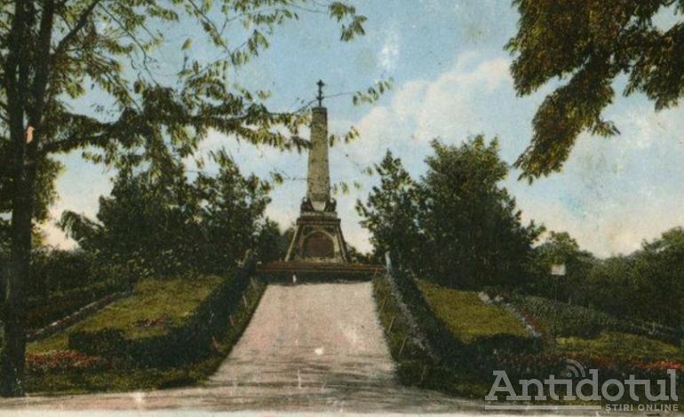 """Parcul Monument mai suferă o operație de înfrumusețare pe motiv de """"traseu sinuos"""""""