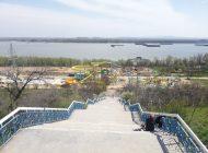 La Plaja Dunărea mai durează, că se lucrează