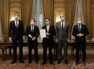 Guvernul liberal vs Guvernul USR 1-0. Vlad Voiculescu a fost demis de Florin Cîțu