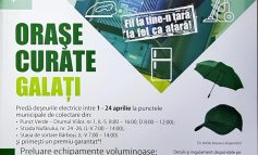 Campanie de colectare deșeuri electrice