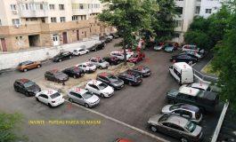 Locuri de parcare pe bani, dar mai puține. Se pare că Pucheanu nu se pricepe la afaceri, deși e greu de crezut!