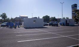 Am aflat cât timp va funcționa centrul de vaccinare din mașină (drive-through) din Galați