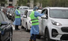 Vaccinare în mașină (drive-thru) și în Galați?