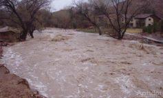 Pericol de inundații în județul Galați