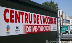 Vaccinul Johnson&Johnson este disponibil și la centrul drive-through din Galați
