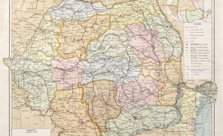 O decizie guvernamentală ar putea afecta granițele județului