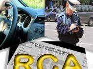 Amenzile pentru lipsa poliței RCA, atât în format fizic cât și electronic, sunt ILEGALE