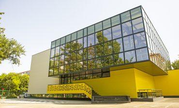 Școala 28 are una dintre cele mai moderne săli de sport