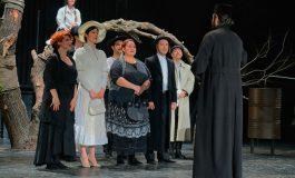 """Teatrul Dramatic """"Fani Tardini"""" reia spectacolul SALBA DRACULUI"""