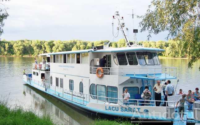 Reîncep cursele de agrement pe Dunăre