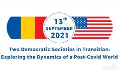 """Universitatea Danubius organizează Conferinţa Internaţională """"Two Democratic Societies in Transition: Exploring the Dynamics of a Post-Covid World"""""""