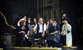 """Teatrul Dramatic """"Fani Tardini"""" prezintă spectacolul SALBA DRACULUI la Festivalul Internațional de Teatru de la Sibiu"""