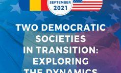 """Cercetători români de la universități americane, prezenți la Conferința Internațională Two Democratic Societies in Transition: Exploring the Dynamics of a Post-Covid World"""" – TDST"""