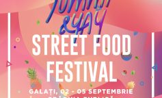 Street FOOD Festival revine la Galați