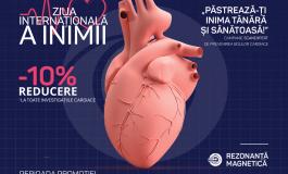 """""""Păstrează-ți inima tânără și sănătoasă!"""" – Campanie Scanexpert de prevenire a bolilor cardiace"""