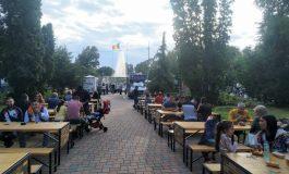 Street Food Festival a scos gălățenii la o plimbare cu degustare - VIDEO