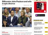 O gălățeancă se pregătește să fie miliardară în dolari, după divorțul anului