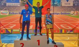 Campion balcanic după 25 de ani de absență din sportul de performanță