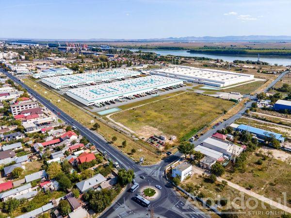 Între timp, la Brăila: o companie investește 25 de milioane de euro pentru construirea unui parc industrial