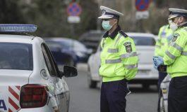 A reînceput prigoana: polițiștii au făcut controale și au dat amenzi legate de pandemie