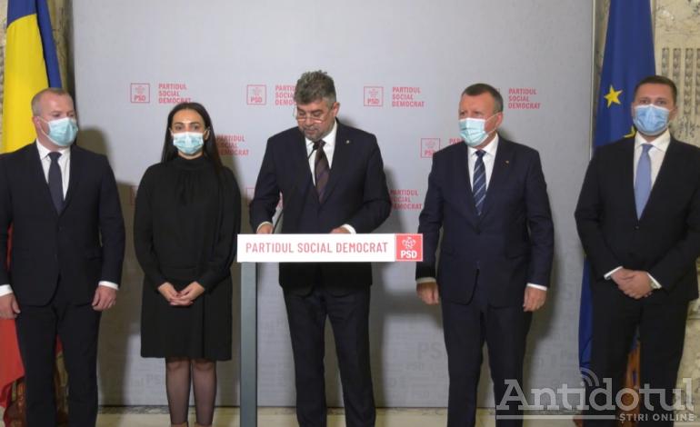 Mesajul lui Pucheanu către Iohannis și țară, nu neapărat în ordinea asta
