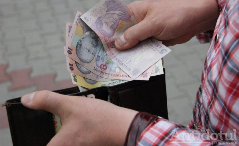 Guvernul a anunțat că va crește salariul minim pe economie