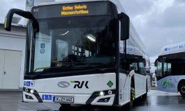 Autobuz cu hidrogen la Galați. Autovehiculul minune va circula pe traseele din oraș