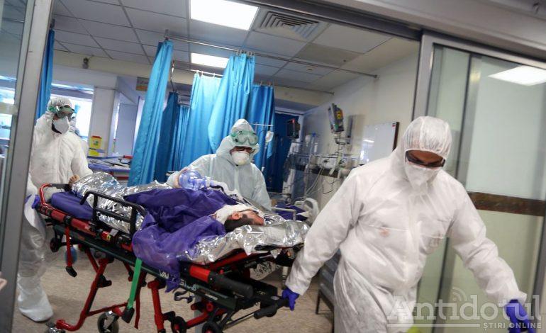 Statistică: 11 decese în 24 de ore la Galați – numai persoane nevaccinate