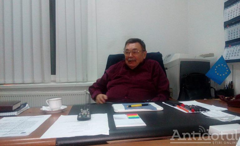 Victor Paul Dobre mai colecționează o sinecură la stat