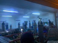 DEZASTRU: Spitalul Județean Galați este copleșit de pacienții COVID