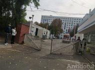 Sinucidere la Spitalul Județean din Galați: un bărbat s-a aruncat de la etajul 8