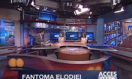 La Antena 1 ai ACCES DIRECT la FANTOMA ELODIEI